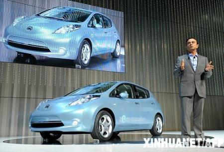 日本日产自动车公司首席执行官卡洛斯·戈恩