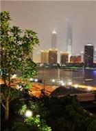 上海:夏夜孵在最美露台看外滩