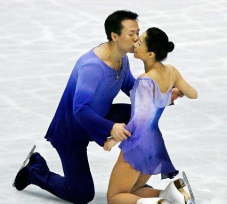 申雪和赵宏博