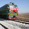 哈大铁路客运专线建设沈大段轨道率先铺通