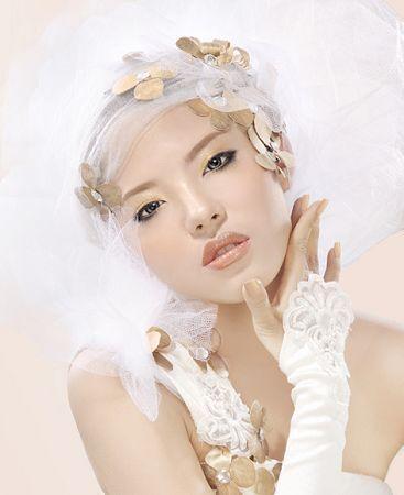 夏日新娘最爱的时尚彩妆