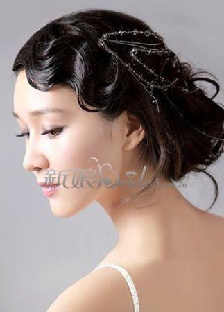 新娘发型1 这款新娘发型